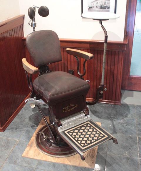 Dental Chair – Old School Museum